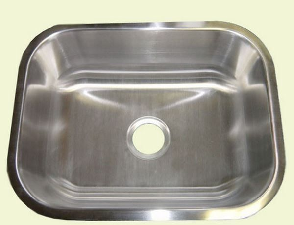 Primary image for Undermount Kitchen Single Bowl Stainless Sink <18Gauge>