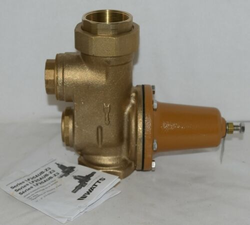 Watts LF25 AUB Z3 Water Pressure Reducing Two Inch 0009465