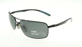 ZERORH+ Formula Shiny Black / Gray Polarized HD Sunglasses RH766-03 Carl Zeiss - $117.11