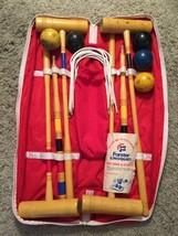 Eddie Bauer Croquet Set In A Bag - $500.00