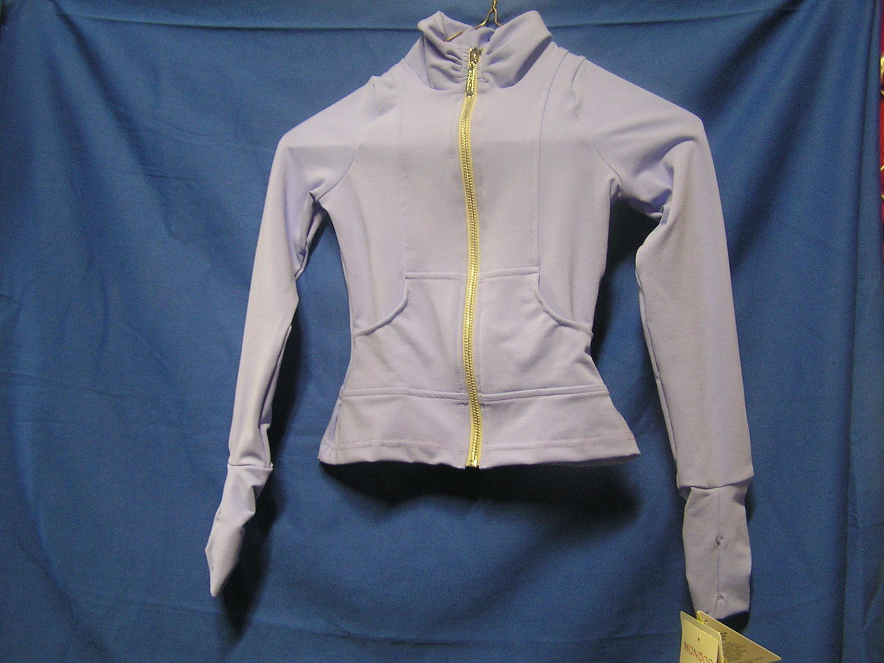 Primary image for Mondor Model 34808 Skating Jacket Periwinkle Size 4-6