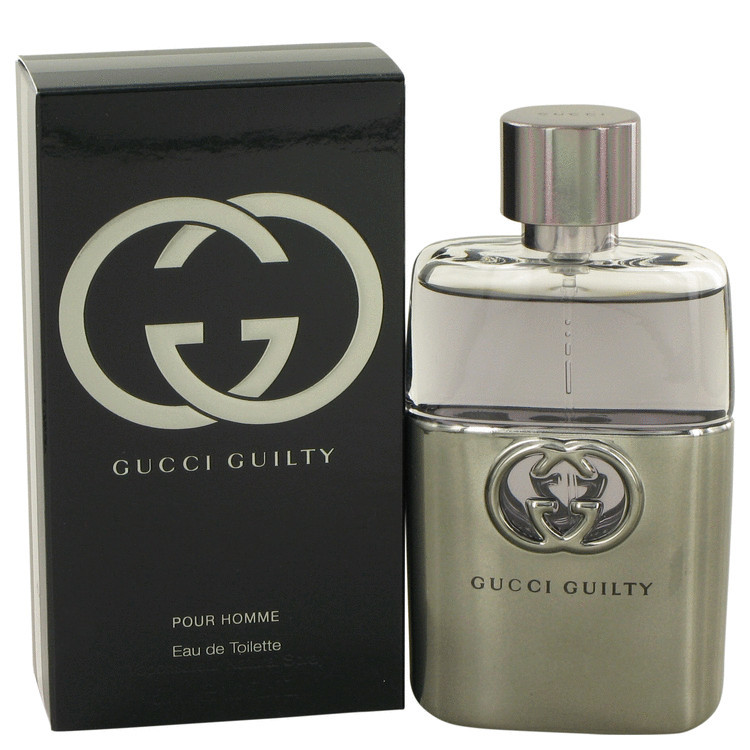 Primary image for Gucci Guilty by Gucci Eau De Toilette Spray 1.7 oz