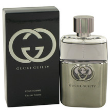Gucci Guilty by Gucci Eau De Toilette Spray 1.7 oz - $59.95