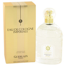 IMPERIALE by Guerlain Eau De Cologne Spray 3.4 oz - $49.95