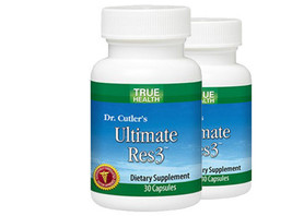 Ultimate Res3 2 Pack!! by True Health - $68.19
