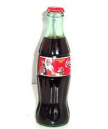 1999 Coke Coca Cola Bottle Christmas Santa Clau... - $29.95