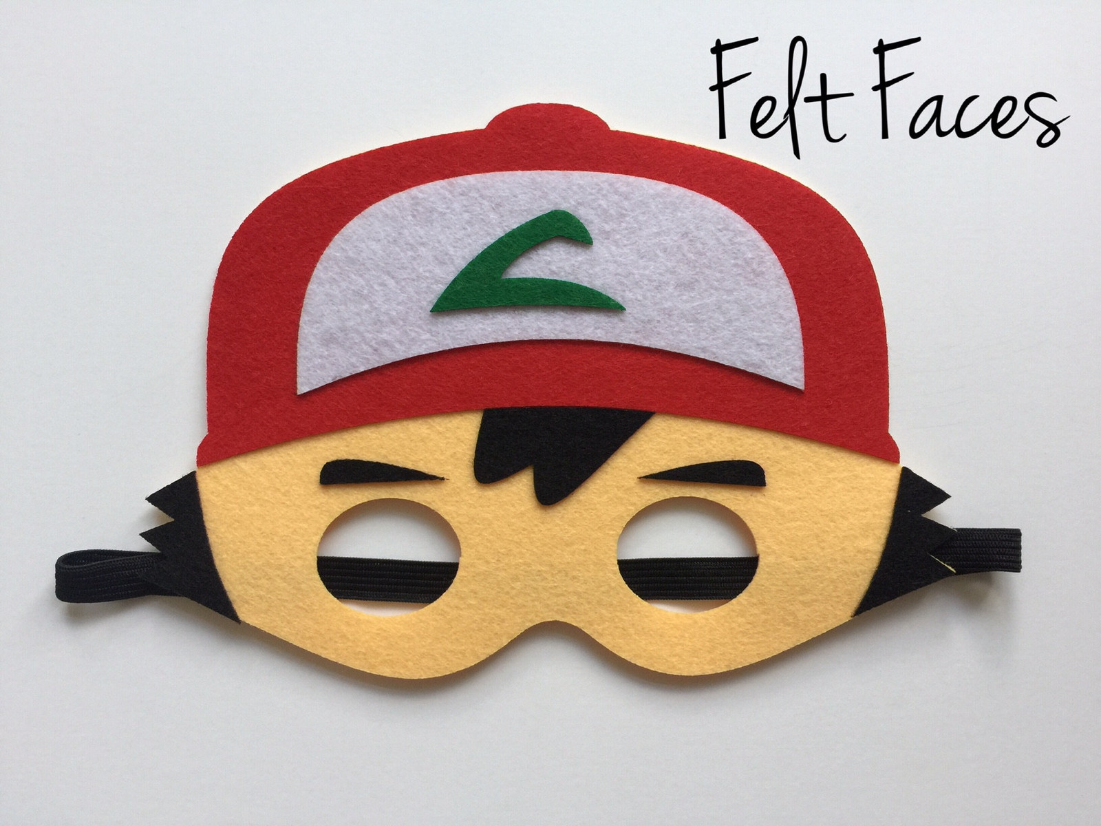 Primary image for Ash the Pokemon Trainer Mask, Pokemon Party Supplies, Pokemon Party Favors