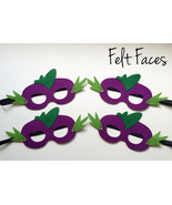 Spike the Dragon Party Masks, My Little Pony Party Favors, Party Ideas - $10.00