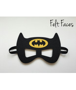Batman Mask, Batman Party Favors, Batman Birthday Party Decorations - $2.50