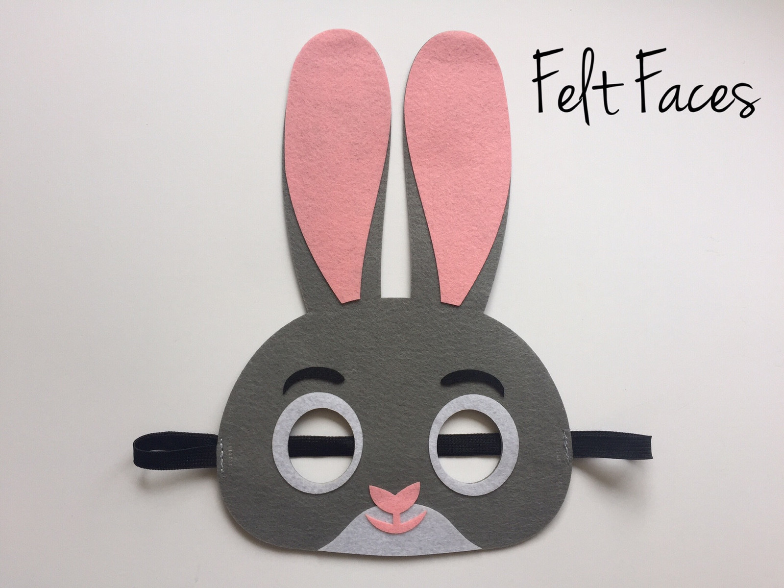 Primary image for Bunny Rabbit Mask, Easter Bunny Mask, Bunny Rabbit Party Favors