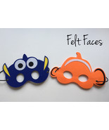 Nemo and Dory Party Masks, Nemo Party Favors, Finding Dory Party Favors,... - $5.00
