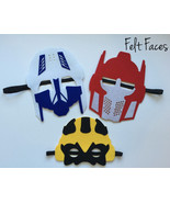 Transformers Party Masks, Transformers Party Favors, Transformers Party ... - $7.50