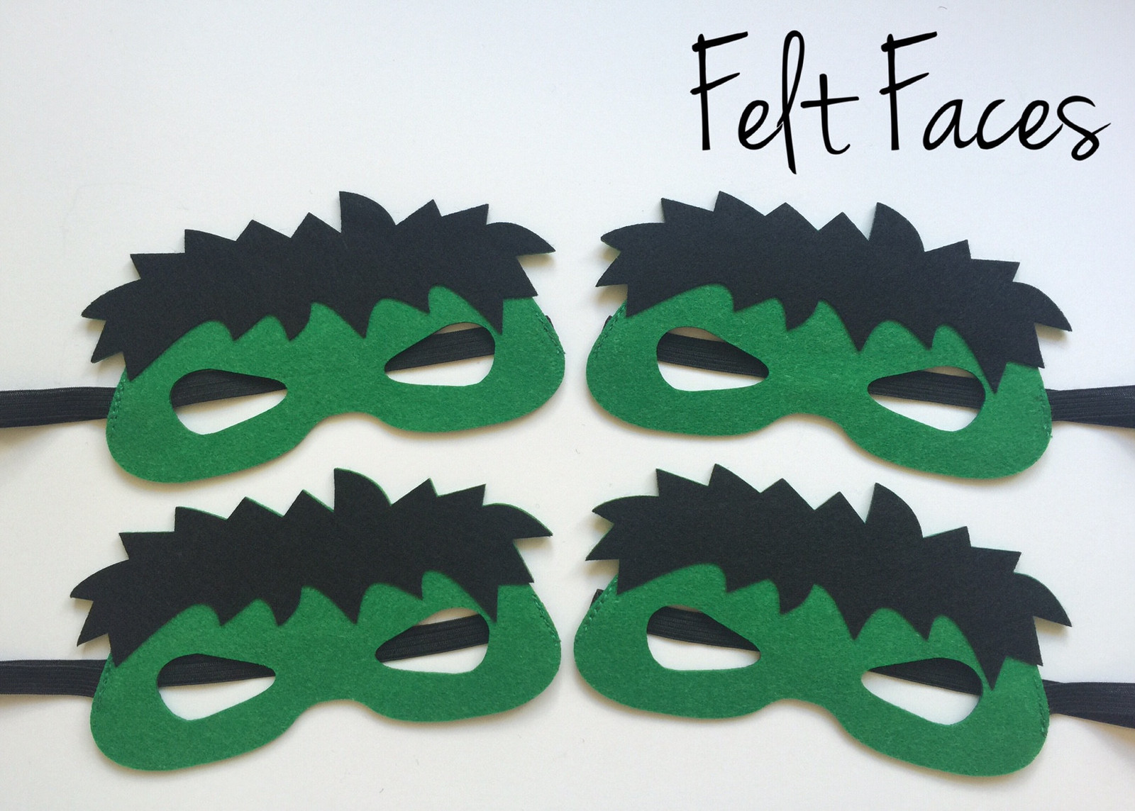 Primary image for Incredible Hulk Party Masks, Incredible Hulk Party Favors