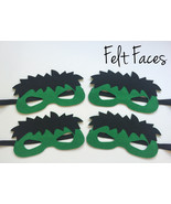 Incredible Hulk Party Masks, Incredible Hulk Party Favors - $10.00