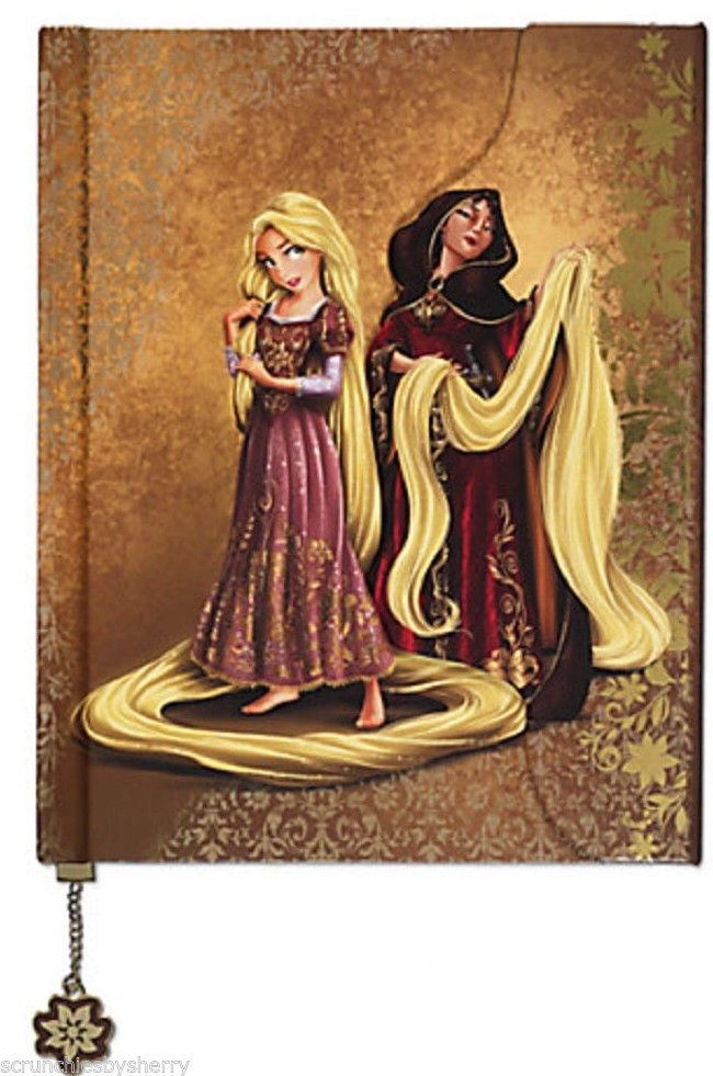 Primary image for Rapunzel Mother Gothel Fairytale Journal Disney Fairytale Designer Collection