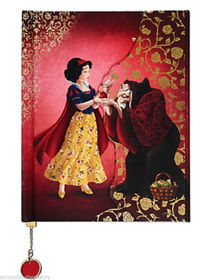 Primary image for Snow White Evil Queen Hag Fairytale Journal Disney Fairytale Designer Collection