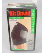 Adjustable Elbow Wrap soft tissue Support compression McDavid 488R  - $13.24
