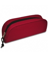 Deluxe Pencil Pouch Red New! - $4.89