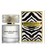 Dana Buchman Luxury Perfume spray 1.7 oz (Rare) - $31.81