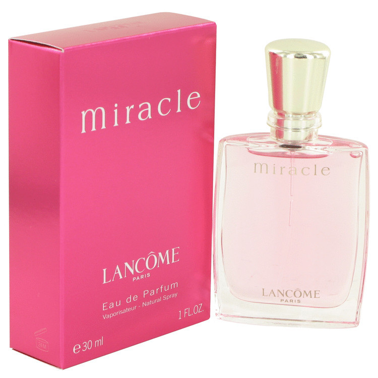 Primary image for MIRACLE by Lancome Eau De Parfum Spray 1 oz