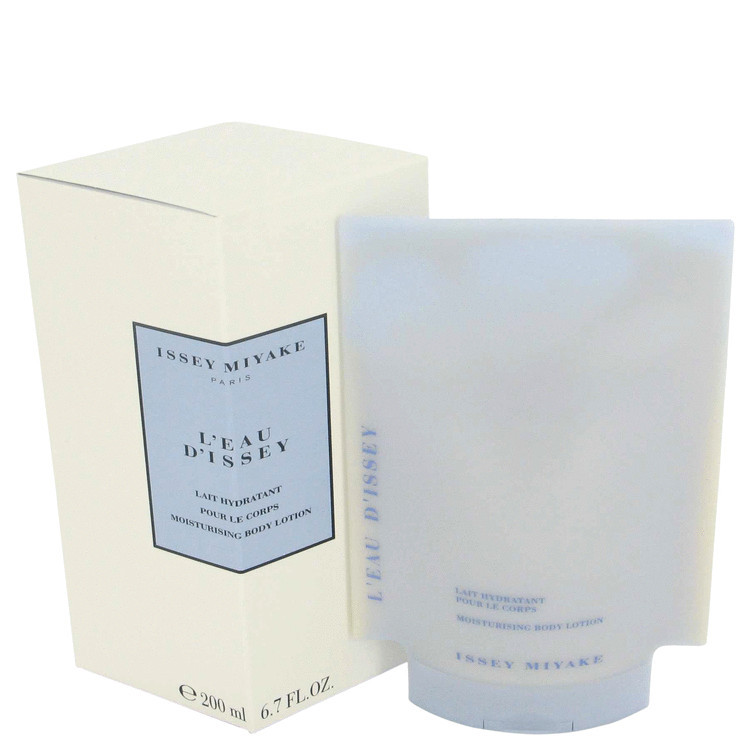 Primary image for L'EAU D'ISSEY (issey Miyake) by Issey Miyake Body Lotion 6.7 oz