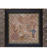 Be Kind Always cross stitch chart Heartstring S... - $9.00
