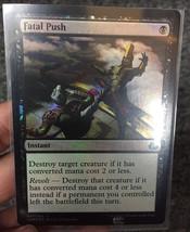 BRAND NEW Fresh Open FOIL Fatal Push Magic Card... - $48.95