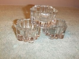 Candle Holders Set of 3 Partylite Votive Candles...#5 - $20.29