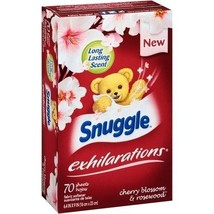 Snuggle Exhilarations Cherry Blossom And Rosewo... - $12.97
