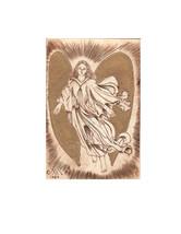 The Messenger -John Anthony Miller Giclee angel... - $34.65