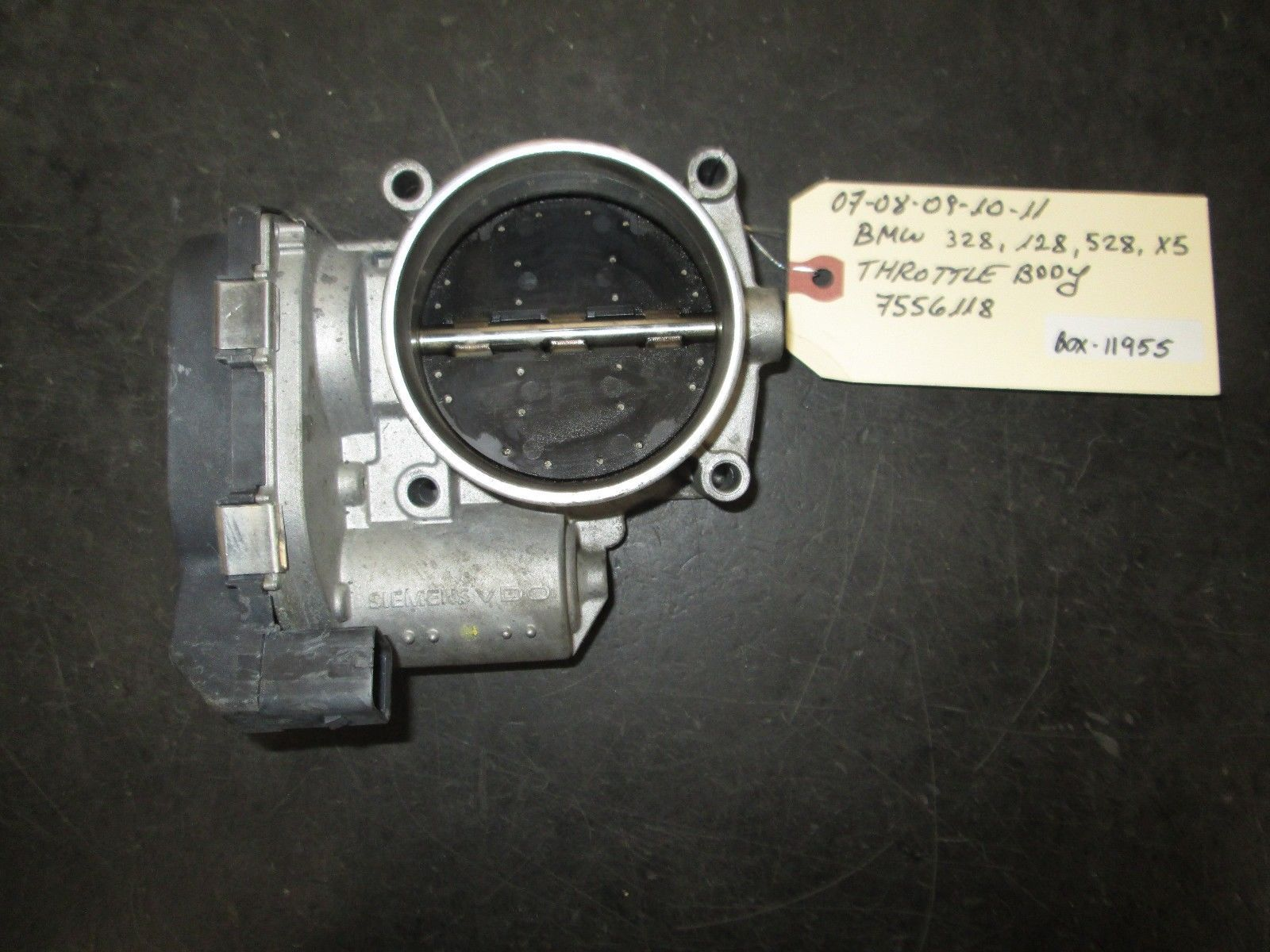 Primary image for 07 08 09 10 11 BMW 328,128,528,X5 THROTTLE BODY #7556118 *See item*