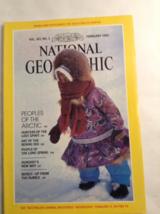 National Geographic Magazine - February 1983 - Volume 163, No. 2 - $2.50