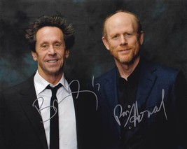 Brian Grazer and Ron Howard In-Person AUTHENTIC Autographed Photo COA SH... - $195.00