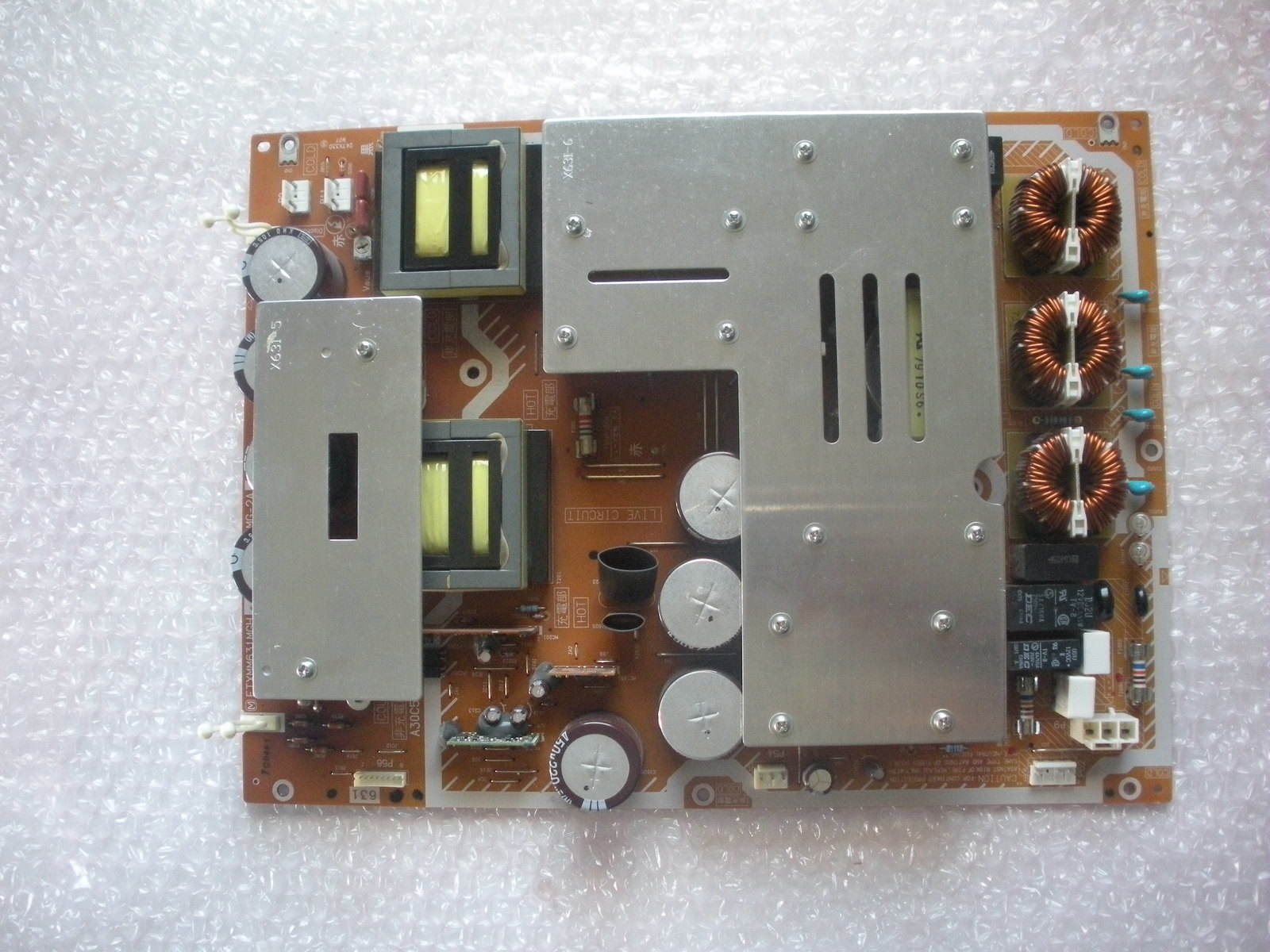 Primary image for PANASONIC TH-65PF10UK POWER SUPPLY P# NPX631MG-2A