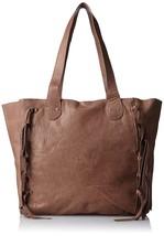 Latico Colette Shoulder Bag Glove Brown Leather... - $138.58