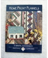 Home Front Flannels (Classic Country Quilts) Paperback Book - $20.00