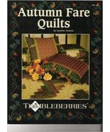 Autumn Fare Quilts Paperback Book - $20.00