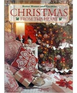 Better Homes and Gardens Christmas From the Heart (Volume 9)  - $10.00