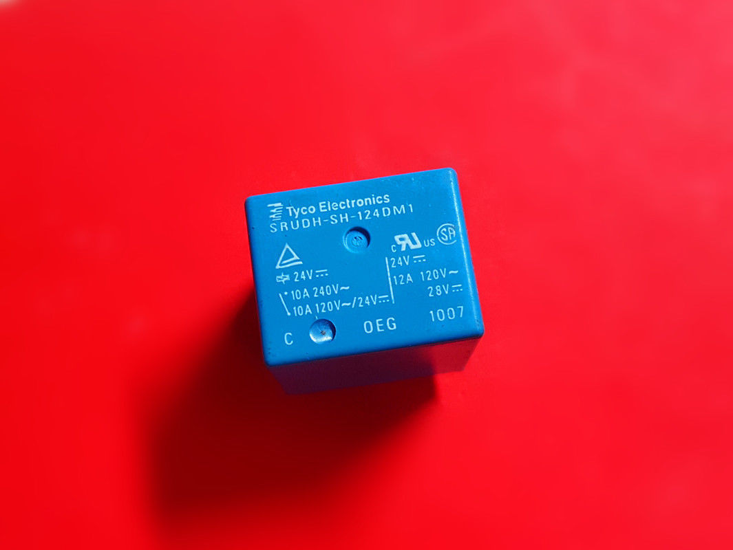 Primary image for SRUDH-SH-124DM1, 24VDC Relay, Tyco Brand New!!!