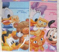Disney Babies Minnie Mickey Party Baby Shower Birthday Decoration TABLEC... - $12.82