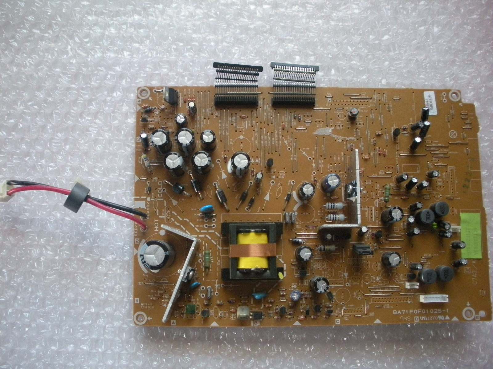 Primary image for EMERSON LC320EM82S POWER BOARD P# BA71F0F01025-1