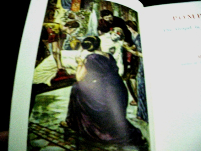 Antiquarian Book: Pomponia: or The Gospel In Caesar's Household by Mrs.Webb