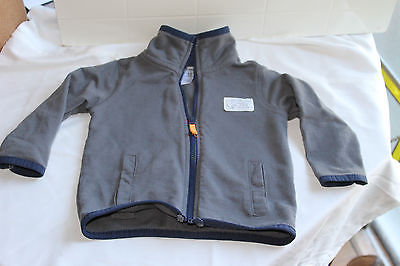Primary image for Carters  Little Mountain Explorer Gray Elephant Expedition light Jacket ~12  Mos