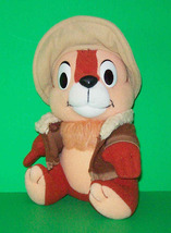 Chip Chipmunk from Chip 'N Dale Rescue Rangers - 1989 - $11.00