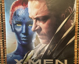 X-Men 7: Days of Future Past - Steelbook Metal Pack Case, Blu-ray & 20 Page Book