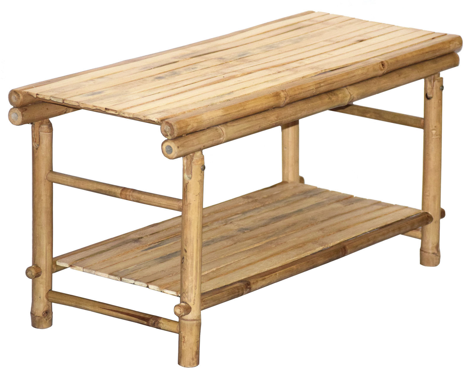 Primary image for Bamboo Tiki Bamboo Low Table / Shoe Rack