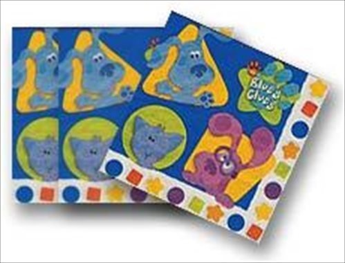 Primary image for Hallmark Blues Clues Napkins Lunch