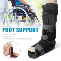 Comfortable Ankle Strap Adjustable Foot Support Protector For Ankle Fracture New - $22.76