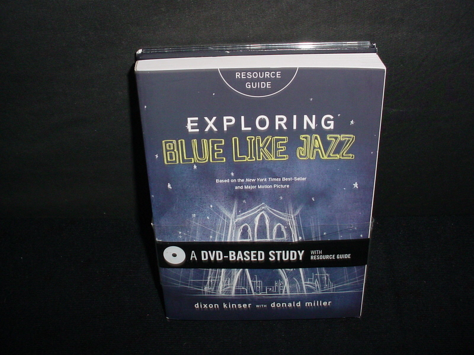 Primary image for Exploring Blue Like Jazz Look and DVD New Christian Life