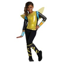 DC Super Hero Girls 'Bumblebee' Costume by Rubie's Sz. Small 4-6 3-4 yrs. - $28.99